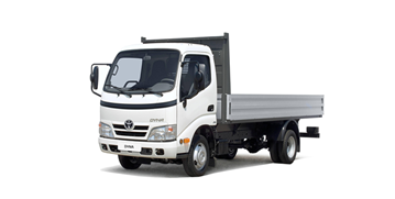Camion benne 3t5